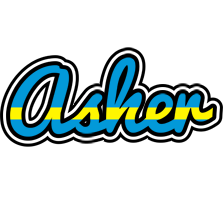 Asher sweden logo