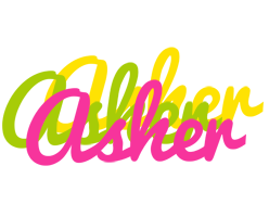 Asher sweets logo
