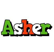 Asher venezia logo
