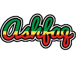 Ashfaq african logo