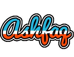 Ashfaq america logo