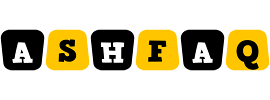 Ashfaq boots logo