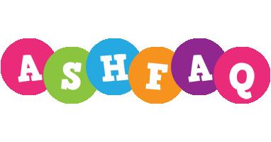 Ashfaq friends logo