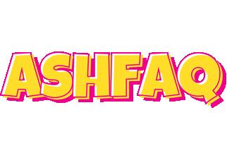 Ashfaq kaboom logo