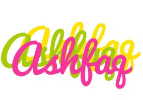 Ashfaq sweets logo