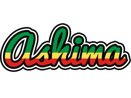 Ashima african logo
