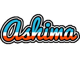 Ashima america logo