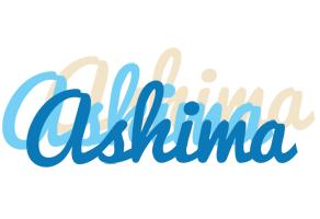 Ashima breeze logo
