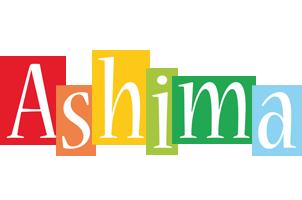 Ashima colors logo