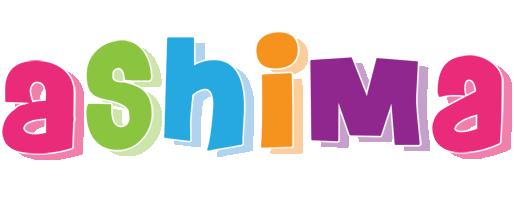 Ashima friday logo