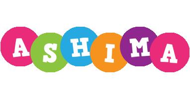 Ashima friends logo