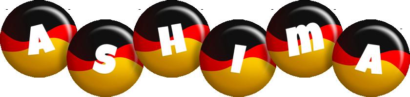 Ashima german logo
