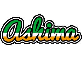 Ashima ireland logo
