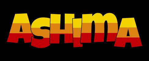Ashima jungle logo