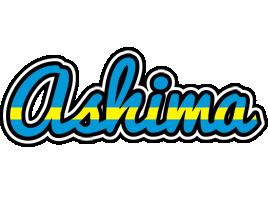 Ashima sweden logo