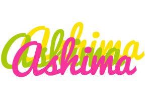 Ashima sweets logo