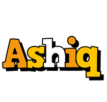 Ashiq cartoon logo