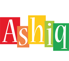 Ashiq colors logo