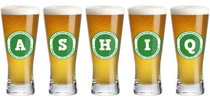 Ashiq lager logo