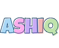 Ashiq pastel logo