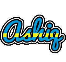 Ashiq sweden logo