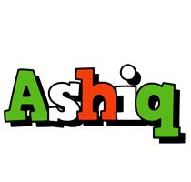 Ashiq venezia logo