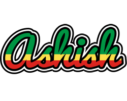 Ashish african logo