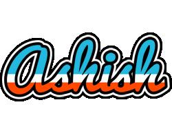 Ashish america logo