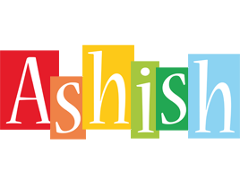 Ashish colors logo