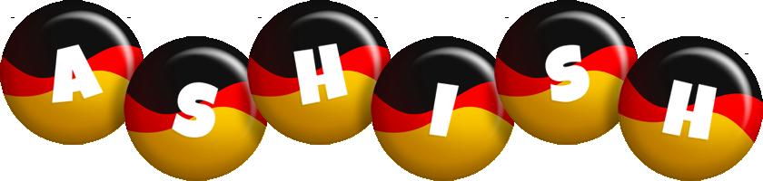 Ashish german logo