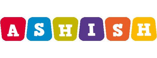 Ashish kiddo logo