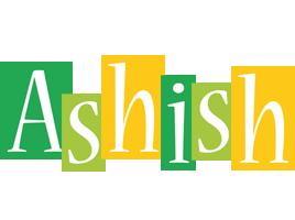 Ashish lemonade logo