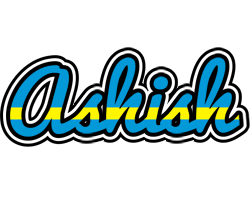 Ashish sweden logo
