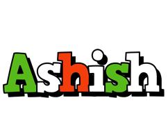 Ashish venezia logo