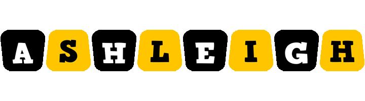 Ashleigh boots logo