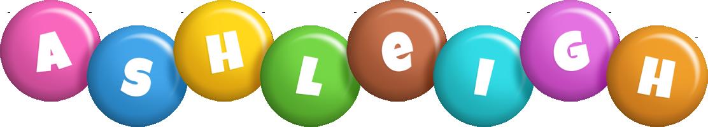 Ashleigh candy logo
