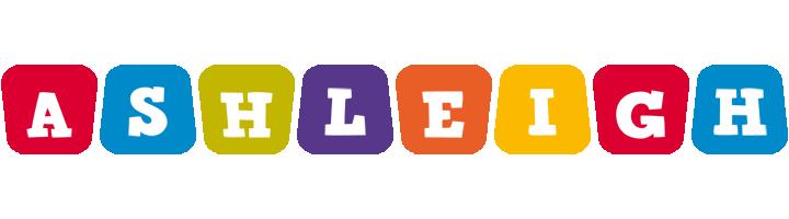 Ashleigh daycare logo