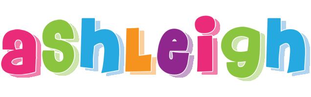 Ashleigh friday logo