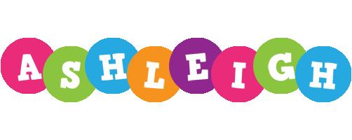Ashleigh friends logo