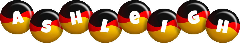 Ashleigh german logo