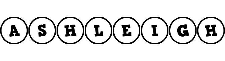 Ashleigh handy logo