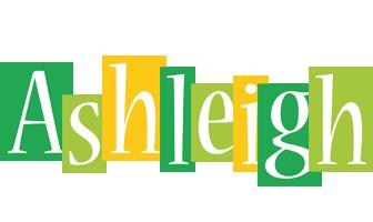 Ashleigh lemonade logo
