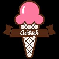 Ashleigh premium logo