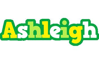 Ashleigh soccer logo