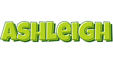 Ashleigh summer logo