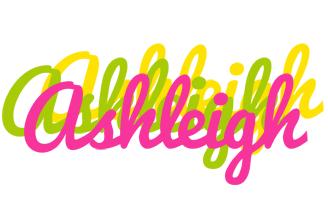 Ashleigh sweets logo