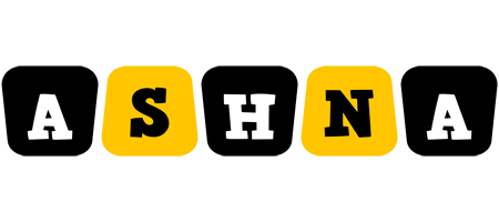 Ashna boots logo