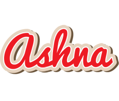 Ashna chocolate logo
