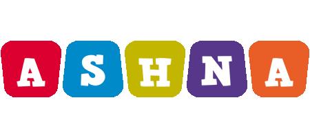 Ashna daycare logo