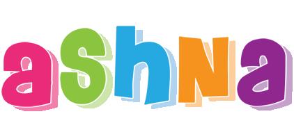 Ashna friday logo